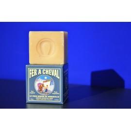 Cube Savon de Marseille Végétal Carton 100gr