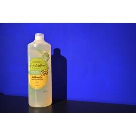 Gel douche Bio - parfumé à l'amande et au miel 1L
