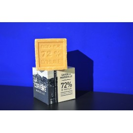 Cube Savon de Marseille Végétale Boîte 100gr