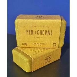 Savonnette Savon de Marseille à l'huile d'olive 100gr