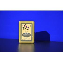 Savonnette à l'huile d'olive - parfumée à la Violette 150g