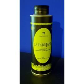 Cuvée Bio - Huile d'olive vierge extra - AOP Vallée des Baux de Provence - 250 ml