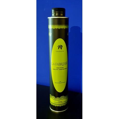 Cuvée Bio - Huile d'olive vierge extra - AOP Vallée des Baux de Provence - 500 ml