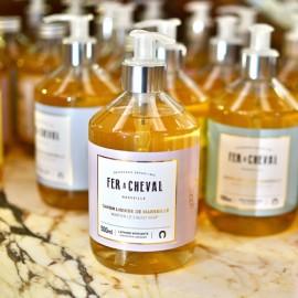 Savon liquide de Marseille parfumé - Lavande vivifiante