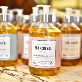 Savon liquide de Marseille parfumé - Feuille de figuier