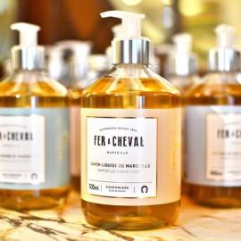 Savon liquide de Marseille parfumé - Fleur d'olivier
