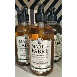 Savon liquide de Marseille - Sans parfum - 400 ml