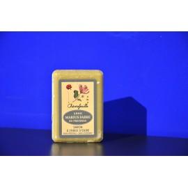 Savonnette à l'huile d'olive - parfumée au Chèvrefeuille 150g