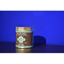 Sels de bain - parfum Menthe poivrée 300g