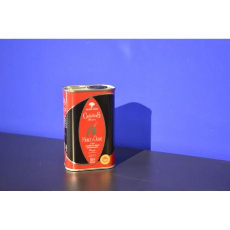 Noir d'olive - Huile d'olive vierge AOP Vallée des Baux - Bidon 250ml
