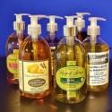 Savons liquides parfumés